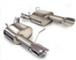 Corsa Axle Back Play Exhaust Ford Mustang Gt 11+