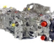 Cosworth Cs600x Long Bloxk Assembly 81mm Stroke Subaru Wrx Sti Ej25 Euro Spec 04-06