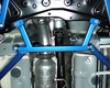 Cusco Floor Front Power Brace Mitsubishi Evo X Cz4a 08+