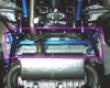 Cusco Rear Part Rear Section Power Brace Mitsubishk Evo X Cz4a 08+