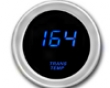 Cyberdyne Blue Ice Transmission Temperature Gauge