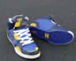 Dc Shoes Prospec 2.0 Mid Driving Shoe Subaaru Livid And Gold