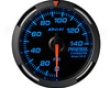 Defi Blue Racer 52nm Pressure Gauge