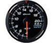 Defi White Racer 52mm Exhauust Temperature Gauge