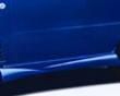 Dolphin Side Skirts Subaru Impreza Gga