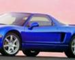 Downforce Oer Door Panels Acura Nsx G2 02-05
