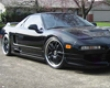 Downforce Sport Side Skirts Acur aNax 91-05