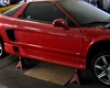 Downforce Tcrc Side Skirts Acura Nsx 91-05
