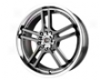 Drag Dr-12 17x7  5x100/114  40mm Gunmetal Machined