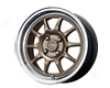 Drag Dr-16 15x7  4x100  40mm Bronze Machined