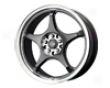 Drag Dr-17 18x7.5  4x100/114  42mm Gunmetal Machined