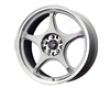 Drag Dr-17 18x7.5  5x100/114  45mm Silver
