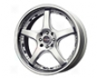 Drag Dr-18 17x7.5  4x100/114  42mm Silver Stainless
