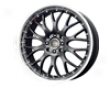 Drag Dr-19 15x7  4x100/114  40mm Gunmetal Machined