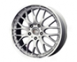 Drag Dr-19 15x7  4x100/114  40mm   Silver Machined
