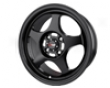 Drag Dr-23 15x6.5  4x100  40mm   Flat Black
