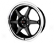 Drag Dr-25 18x7.5  4x100/114  42mm Gloss Black Machined