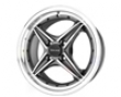 Drag Dr-30 15x7  4x100  40mm Gunmetal Machined