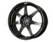 Drag Dr-33 17x7.5  4x100/114  42mm   Gloss Black