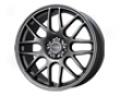 Drag Dr-34 17x7.5  4x100/114  42mm   Charcoal Geay