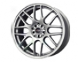 Drag Dr-34 17x7.5  4x100/114  42mm Silver Machined Lip