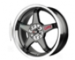 Drag Dr-8 17x7  4x100/114  40mm Gunmetal Machined