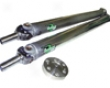 Driveshaft Shop Aluminum Driveshaft 650hp Mitsubishi Eclipse Awd 90-99