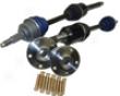 Driveshaft Shop Level 3.9 Axle And Hub Kit 500hp Scoon Tc 04-07