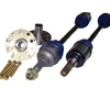 Driveshaft Shop Level 5 Axle And Hub Kit 1000hp Subaru Sti 04-07