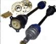 Driveshaft Shop Level 5.9 Axle And Hu Kit 1000hp Honda S2000 00-06