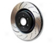 Ebc Brakes Gd Drilled And Slotted Sport Front Rotors Dodge Charger Daytona R/t 5.7l 06-09