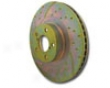 Ebc Brakes Gd Drilled And Slotted Sport Front Rotors Mercedes-benz Cl600 Twin Turbo 03-06