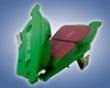 Ebc Brakes Greenstuff 2000 Series Frony Spofts Pads Acura Tl 3.2l 99-03