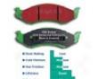 Ebc Brakes Greenstuff 6000 Succession Front Sports Pads Cheveolet Silverado 1500 4wd 01-02