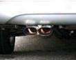 Eisenmann Rear Muffler Exhaust Dual Oval Tip Mercedes E-class W210 E200-e320 96-02