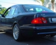 Eisenmann Rear Muffler Exhaust Dual Oval Tip Mercedes W210 E50-e55 Amg 96-02