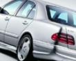 Eisenmann Rear Muffler Exhaust Dual Round Tip Mercedes W210 E50-e55 Amg 96-02