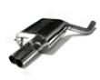 Eisenmann Rear Muffler Exhaust Dual Tip 76mm Bmw E60-e61 520-530 04+