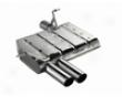 Eisenmann Rear Muffler Exhaust Dual Tip Bmw E46 Compatc 01-04