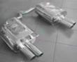 Eisenmann Rear Muffler Exhaust Quad Tip 76mm Bmw E63-e64 645ci 04-05