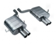Eisenmann Rear Muffler Exhaust Quad Tip 76mm Bmw E39 M5 98-03