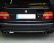 Eisenmann Raise Muffler Exhaust Quad Tip Bmw E39 520-530 Sedan 96-03