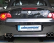 Eisenmann Rear Muffler Exhaust Quad End Bmw E85-e86 Z4 Aero Bumper 03-06