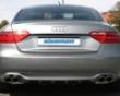 Eisenmann Rear Muffler Quad Tip Exhaust System Audi A5 8b 3.2l Tfsi 08+