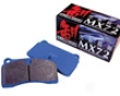 Endless Mx72 Ceramic Carbon Brake Pads Rear Nissan 300zx Turbo 84-86