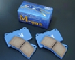 Endless Ss-m Anti-dust Brake Pads Front Acura Cl 3.0l 97-99