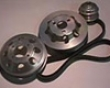 Evosport Under-drive Pulley Kit uAdiophile Bmw E36 3 Serids 92-9