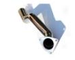 Fabspeed Secondary Cat Bypass Pipes Porsche Cayenne V6 04-06