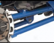 Fabtech 6in 4.0 Coilover Conversion System With Build up Leaf Springs Ford Excursion 4wd 00-04