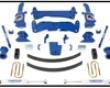 Fabtech 6in Basic Rise System Dirt Logic Shocks Tpyota Tacoma 6 Lug 05-08